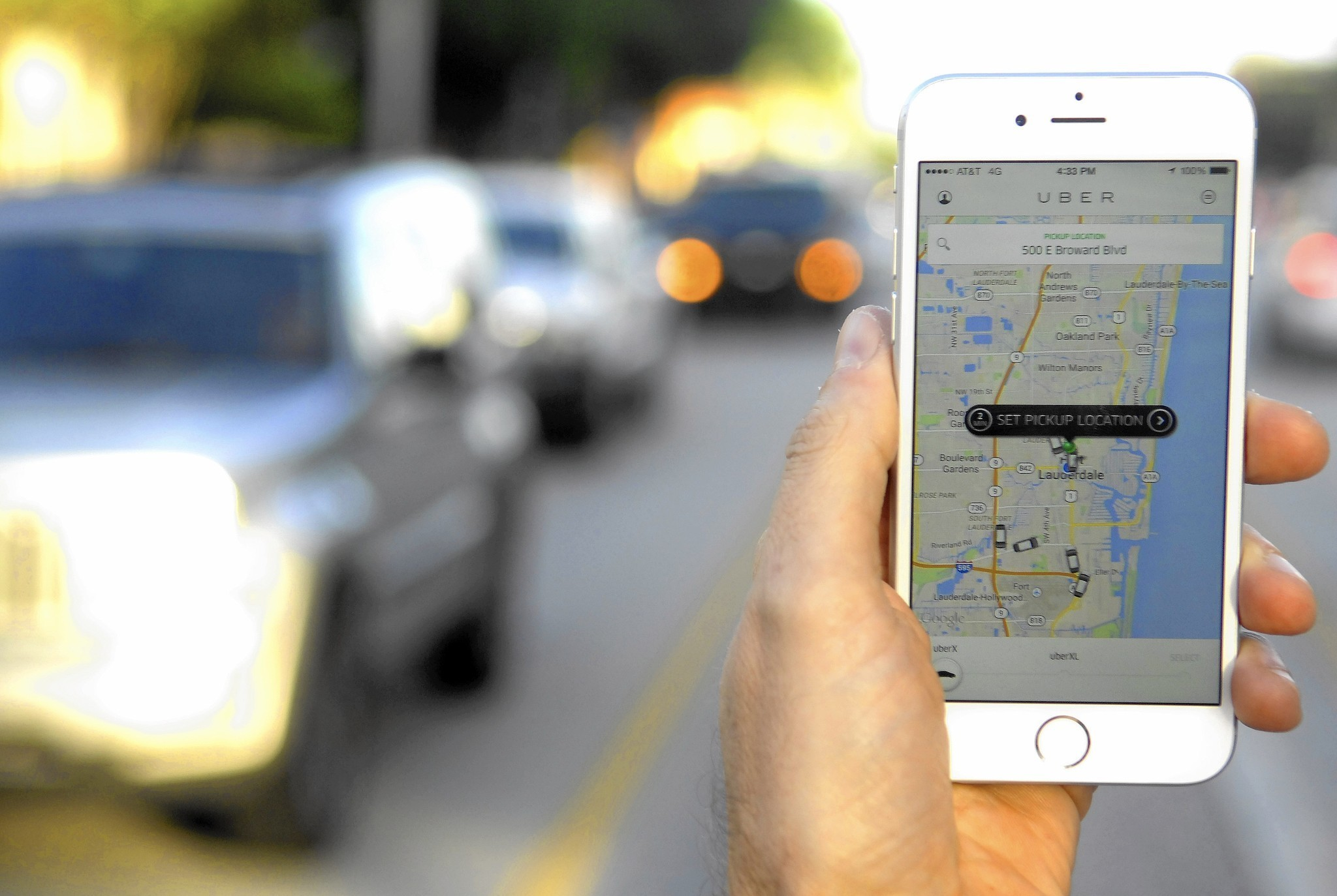 Fate of Uber in Palm Beach County to be determined August 18, 2015